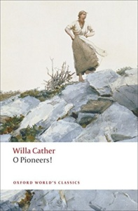 O Pioneers book cover