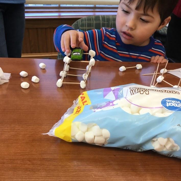 child at stem program