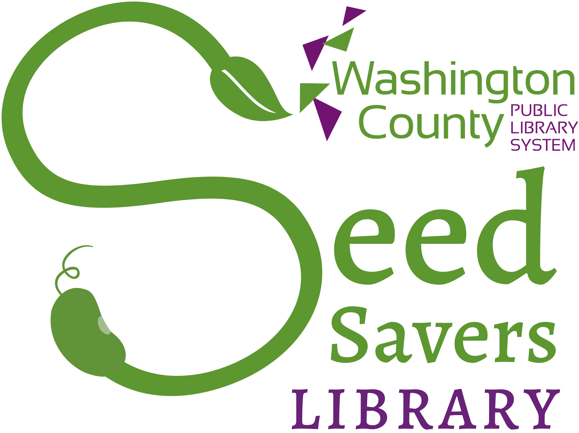 Washington County Public Library System Seed Savers Library