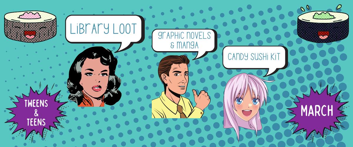 Get the Loot! (Teens & Tweens) >>
