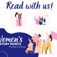Women's History Month Reading Challenge