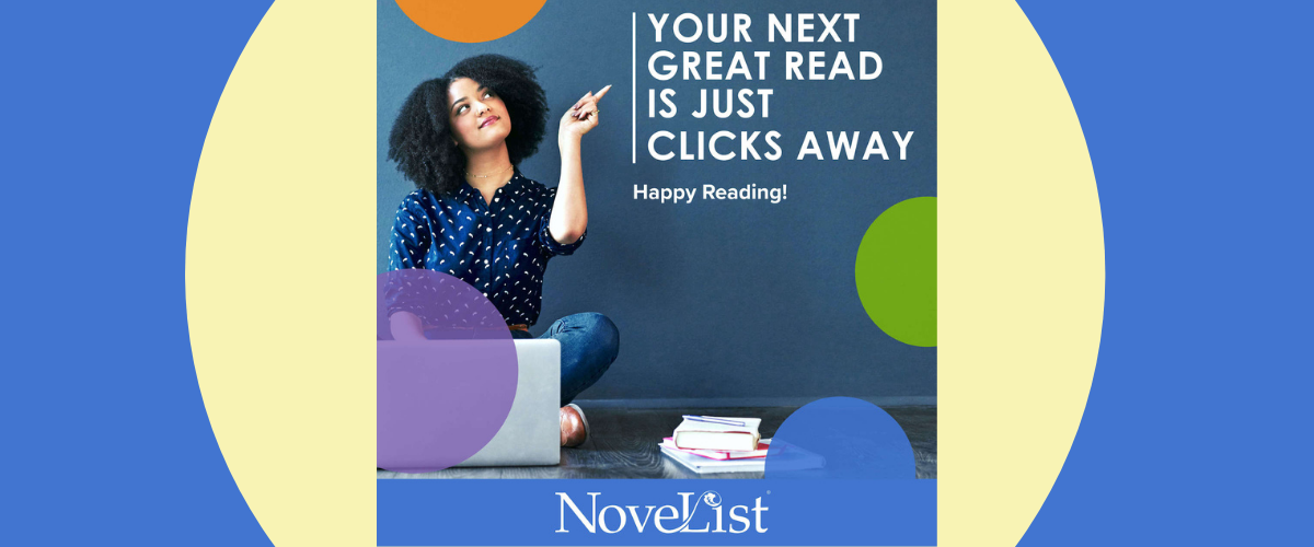 Find your next great read >>
